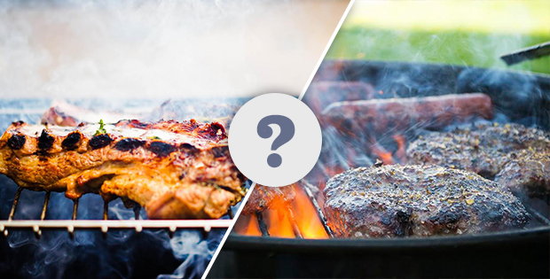 Гриль чи барбекю: обираємо правильно з ПікнікМаркет!