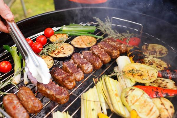 Топ-5 идеальных продуктов, которые можно приготовить на гриле, барбекю или мангале