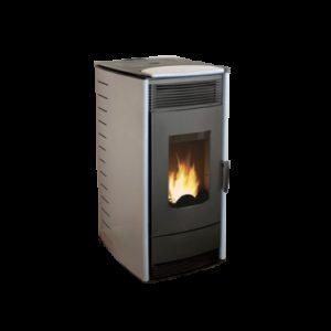 Печь-камин MBS Thermo Pellet 12 кВт
