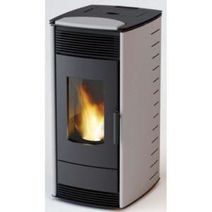 Печь-камин MBS Thermo Pellet 20 кВт