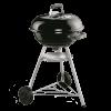 Вугільний гриль Weber Compact Kettle 47 см Чорний
