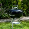 Вугільний гриль Weber Compact Kettle 47 см Чорний 10695