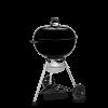 Вугільний гриль Weber Original Kettle E-5710 57 см  Чорний