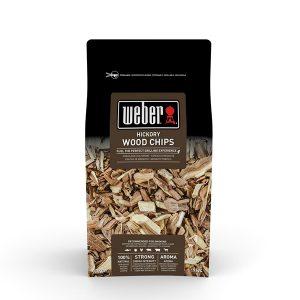Тріска для копчення горіх гикори Weber 0,7 кг