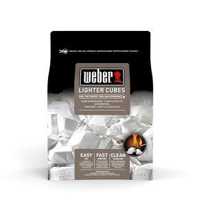 Кубики для розпалювання на основі парафіну Weber 22 шт