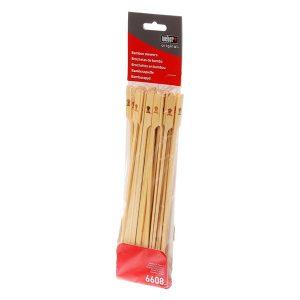 Набор шампуров из бамбука Weber 25 шт