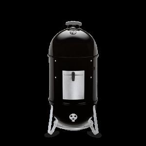 Вугільна коптильня Weber Smokey Mountain 47 см Чорний