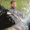 Вугільна коптильня Weber Smokey Mountain 47 см Чорний 10977