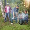 Вугільна коптильня Weber Smokey Mountain 47 см Чорний 10983