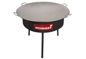 Сковорода BBQ Muurikka 100 см з опуклим днищем