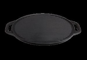 Сковорода-гриль Muurikka 42 см чугунная