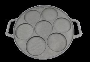 Сковорода BBQ Muurikka 45 см мультифункціональна