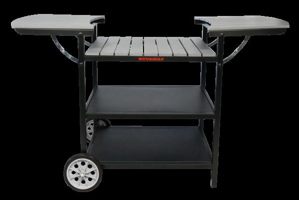 Портативний стіл-барбекю Muurikka Basic Сірий
