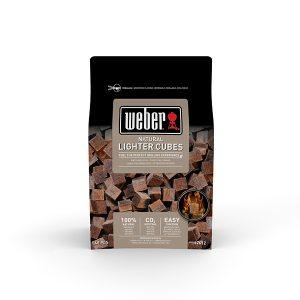 Кубики для розпалу Weber натуральні 48 шт