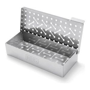 Универсальная коробка для копчения треской Weber