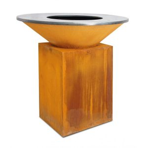Деревянный гриль-барбекю OFYR CLASSIC 100x100