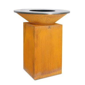 Дерев'яний гриль-барбекю OFYR CLASSIC 85x100