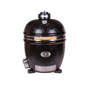 Керамічний гриль Monolith LeCHEF 55 см BBQ GURU Чорний