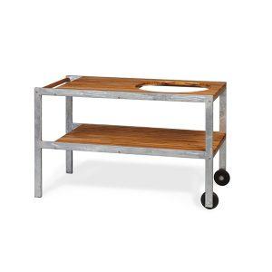 Тиковий стіл для гриля Monolith LeChef