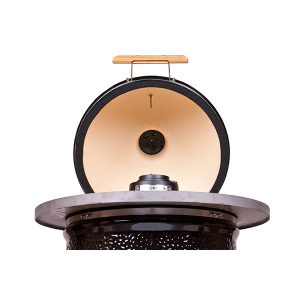 Масивна сковорідка-плита 74 см для гриля Monolith Classic