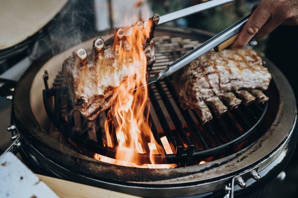 🔥Свинные рёбра BBQ ,рецепт который вы не забудете никогда !🔥