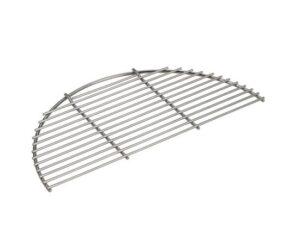 Решетка полукруглая для гриля L, стальная